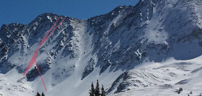 Fletcher Mountain Northwest Face