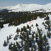 Mainline Berthoud Pass