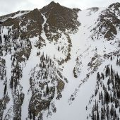 Silver Couloir Top
