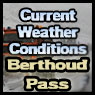 Berthoud Pass CO weather conditions