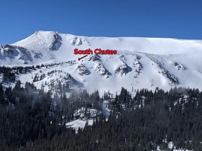 South Chutes