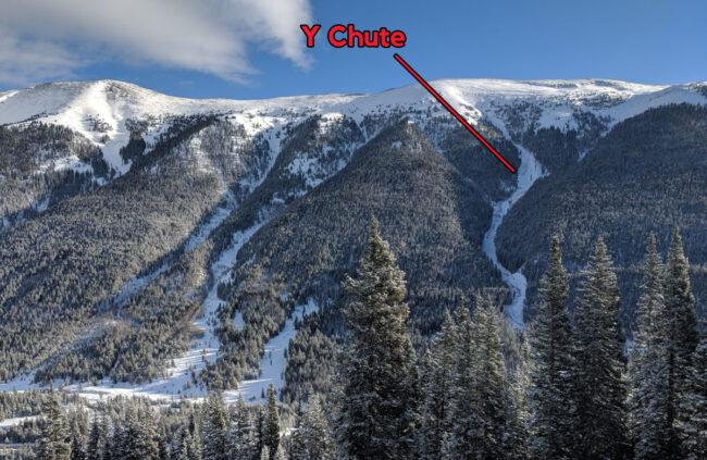 The Y Chute