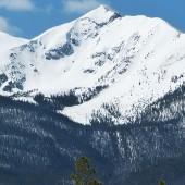 Peak One Lower Northeast Face