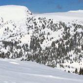 Upper 110s Berthoud Pass