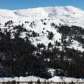 Mine Dumps Loveland Pass