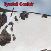 Tyndall Couloir